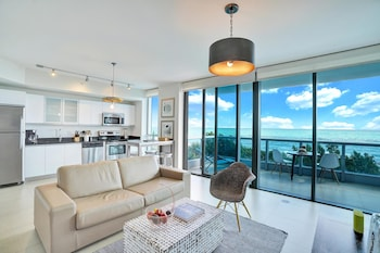 Superior Apartment, 1 Bedroom, Balcony, Oceanfront