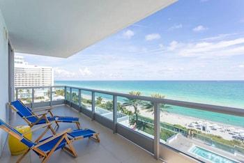 Deluxe Apartment, 1 Bedroom, Balcony, Oceanfront