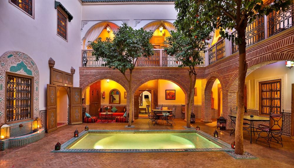Riad Fleur D Orient Marrakech Qantas Hotels Australia