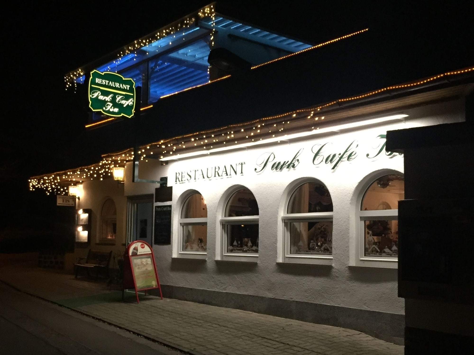 Hotel & Restaurant Park-Cafe ISA, Erfurt
