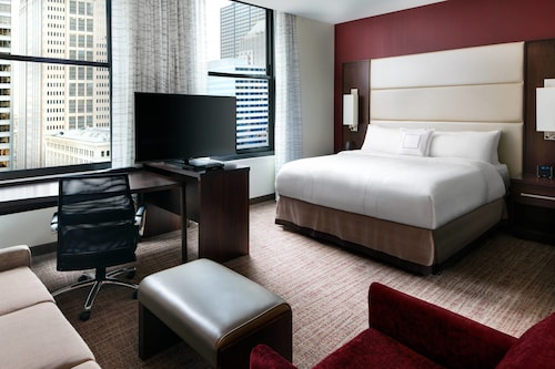 Chicago (IL) - Residence Inn Chicago Downtown/Loop - z Warszawy, 17 marca 2021, 3 noce