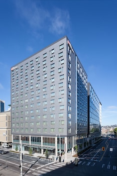 西雅圖市中心希爾頓花園飯店 Hilton Garden Inn Seattle Downtown