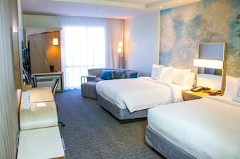 Standard Room, 2 Queen Beds, View