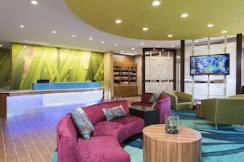 休斯敦羅森伯格斯普林希爾套房飯店 Springhill Suites Houston Sugar Land