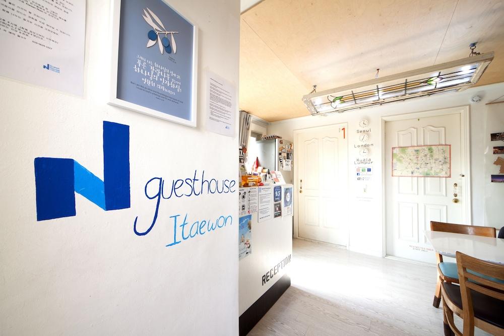 N guesthouse Itawon - Hostel