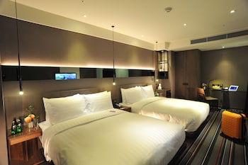 Standard Quadruple Room, 2 Double Beds