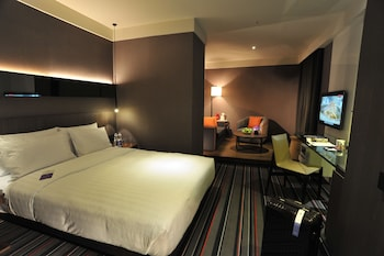 Executive Suite, 1 Double Bed (with VIP benefits)