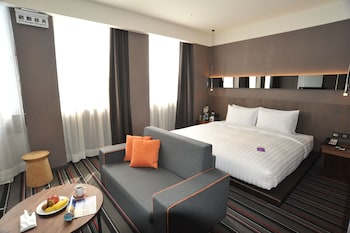 Grand Suite, 1 Double Bed (with VIP benefits)