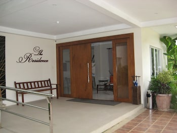 Chateau By The Sea Cebu Hotel Entrance