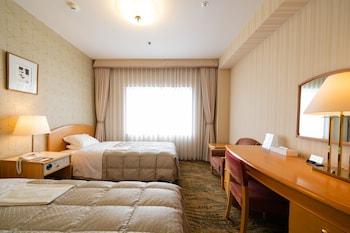 エコノミー ツインルーム 禁煙|ホテルオークラ新潟
