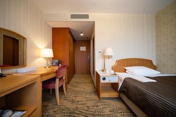 スタンダード シングルルーム セミダブルベッド 1 台 禁煙|ホテルオークラ新潟