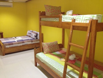 Citrine Tourist Travel Lodge El Nido Guestroom