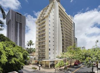 奧雅威基基開放式套房飯店 Ohia Waikiki Studio Suites
