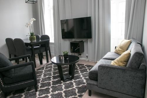 Oslo - Frogner House Apartments - Odinsgate 10 - z Wrocławia, 24 kwietnia 2021, 3 noce