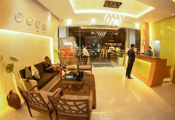 Zerenity Hotel Cebu Lobby