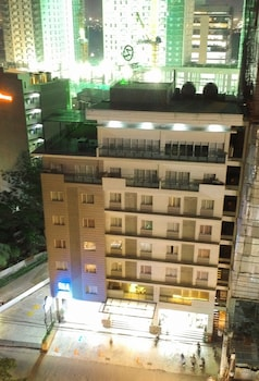 Zerenity Hotel Cebu Aerial View