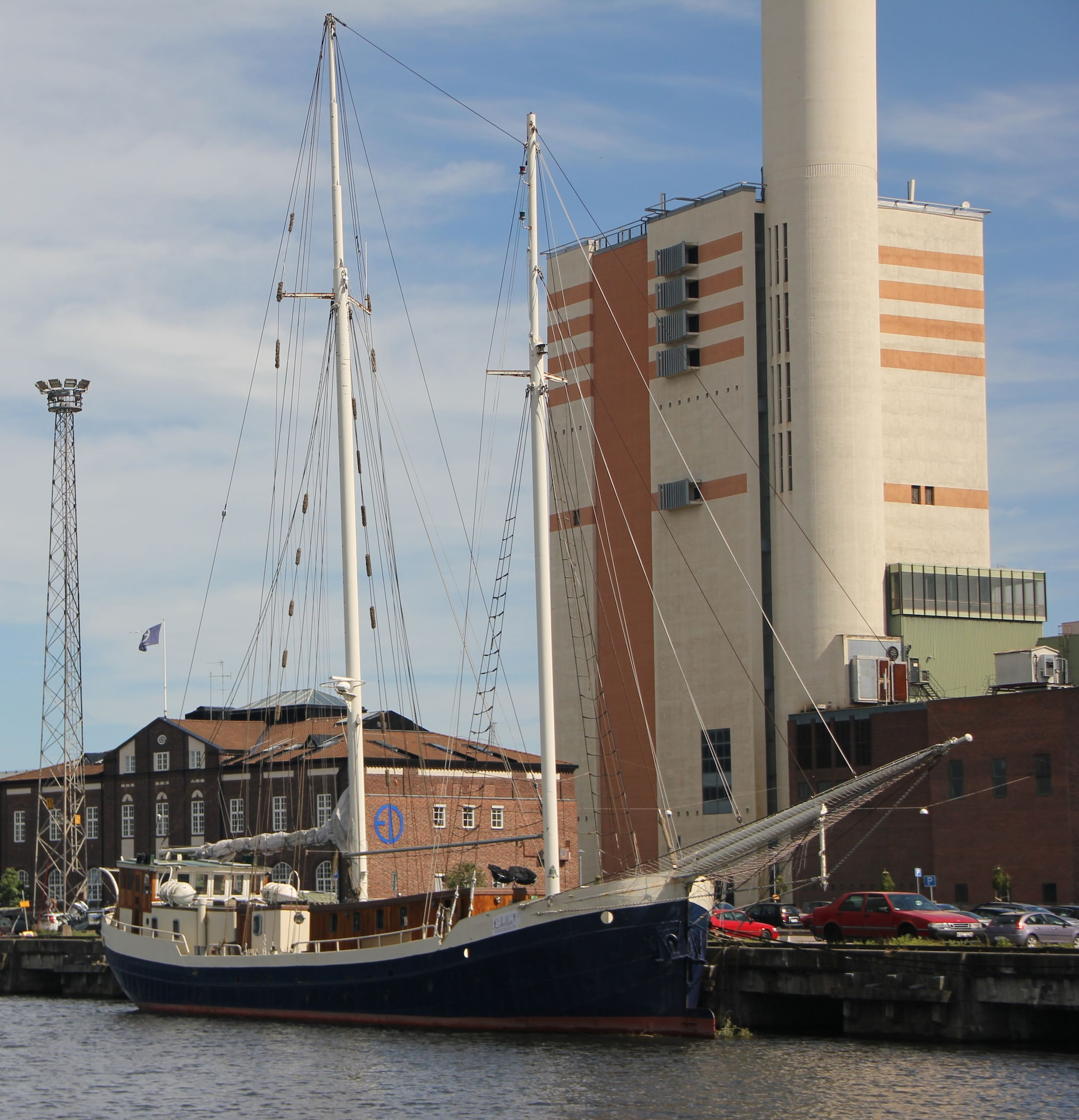 Segelfartyget Libelle, Norrköping