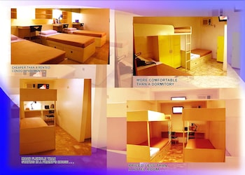 P HOSTELS AND RESIDENCES San Juan Manila