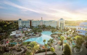 Hotel - Universal's Loews Sapphire Falls Resort