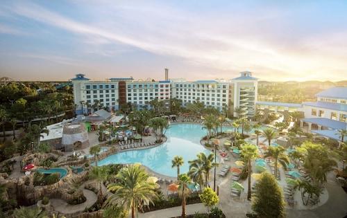 . Universal's Loews Sapphire Falls Resort