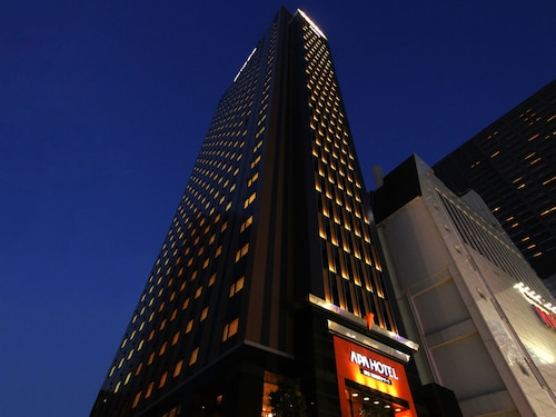 __{offers.Best_flights}__ APA Hotel Shinjuku Kabukicho Tower