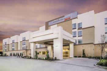 Hotel - Springhill Suites Houston Westchase