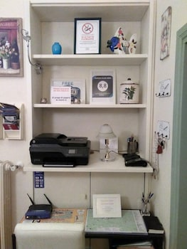 Antiche Scale - Reception  - #0