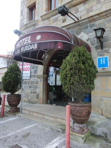 . Hotel Las Ruedas