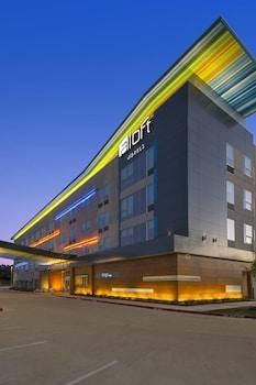 大學站雅樂軒飯店 Aloft College Station