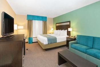 密德蘭中心溫德姆貝蒙特飯店 Baymont by Wyndham Midland Center