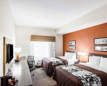 拉夫金斯利普飯店 Sleep Inn Lufkin