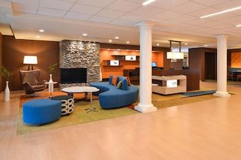 加州聖克魯斯萬豪套房費爾菲爾德飯店 Fairfield Inn & Suites by Marriott Santa Cruz, CA