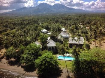 Salaya Beach Houses Negros Oriental Aerial View