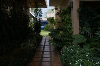 Voda Krasna Beach Resort Cebu Garden View
