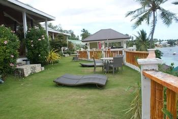 Voda Krasna Beach Resort Cebu Interior Entrance