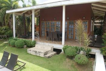 Voda Krasna Beach Resort Cebu Terrace/Patio