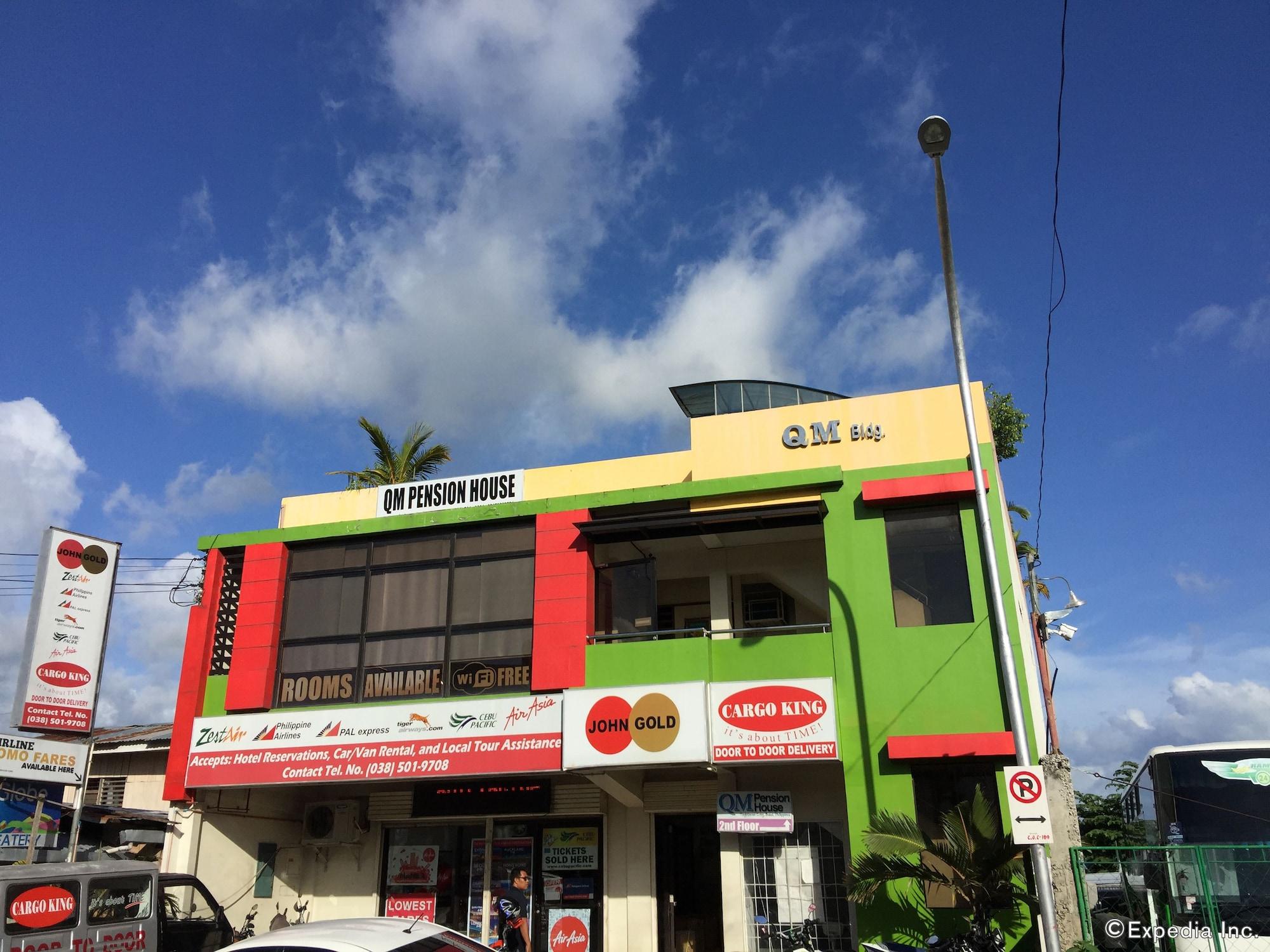 QM Pension House, Tagbilaran City