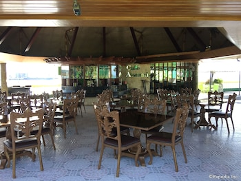 Bohol Tropics Resort Breakfast Area
