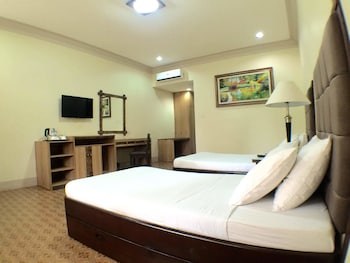 Bohol Tropics Resort Room