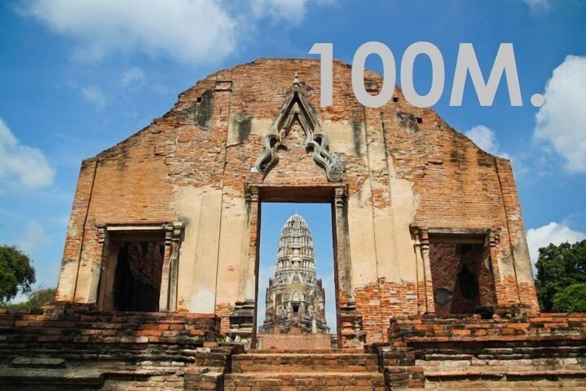 The Sixty at Ayutthaya, Phra Nakhon Si Ayutthaya