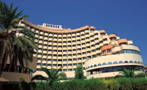 Cender Hotel, Merkez