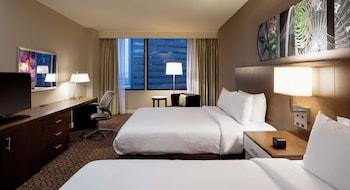 Room, 2 Queen Beds, Accessible, Ocean View (Roll-in Shower, Oversized)