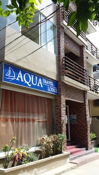 Aqua Travel Lodge El Nido Front of Property