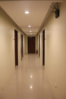 Aqua Travel Lodge El Nido Hallway