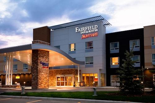 . Fairfield Inn & Suites by Marriott Lethbridge