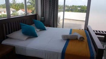 Deluxe Double or Twin Room, 1 Double Bed, Balcony, Garden View