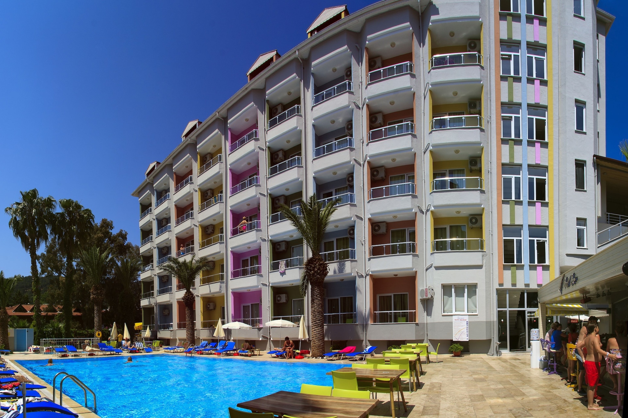 Vela Hotel - All Inclusive, Marmaris