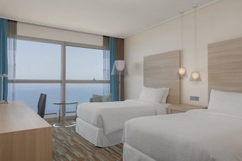 Premium Room, 2 Double Beds, View, Sea Facing