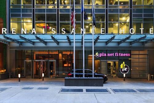 Nowy Jork (NY) - Renaissance New York Midtown Hotel - z Wrocławia, 3 maja 2021, 3 noce