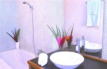 Piton Deck Villa - Bathroom  - #0